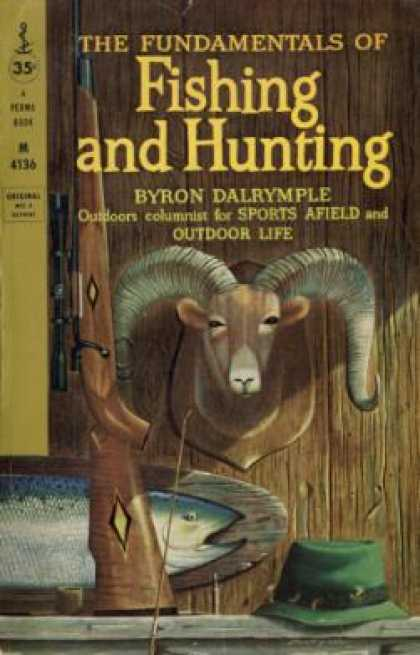 Perma Books - The fundamentals of fishing and hunting - Byron Dalrymple