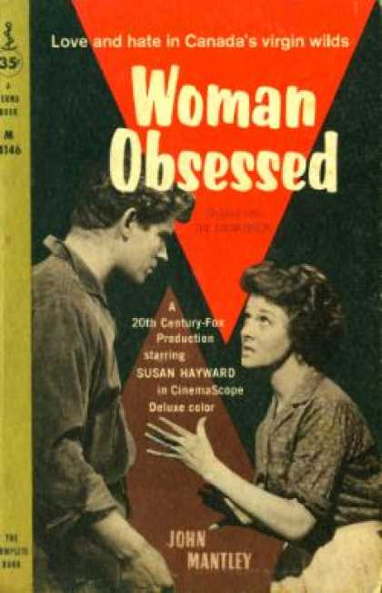 Perma Books - Woman Obsessed - John Mantley