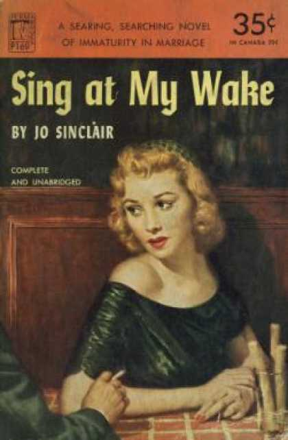Perma Books - Sing at My Wake - Jo Sinclair