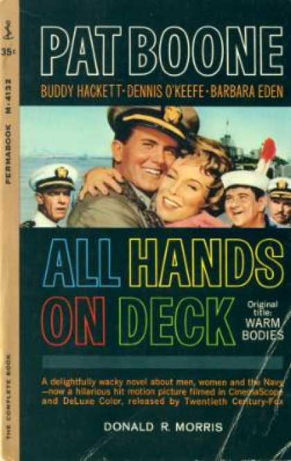 Perma Books - All Hands On Deck - Donald R Morris