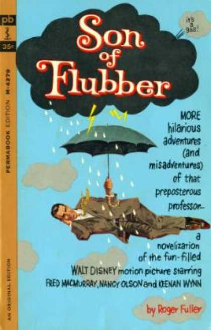 Perma Books - Son of Flubber - Roger Fuller
