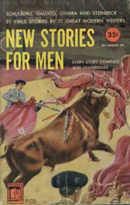 Perma Books - New Stories for Men - Charles Grayson