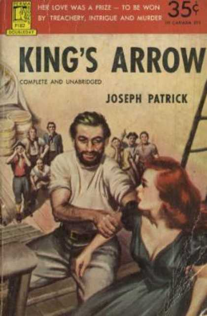 Perma Books - King's Arrow