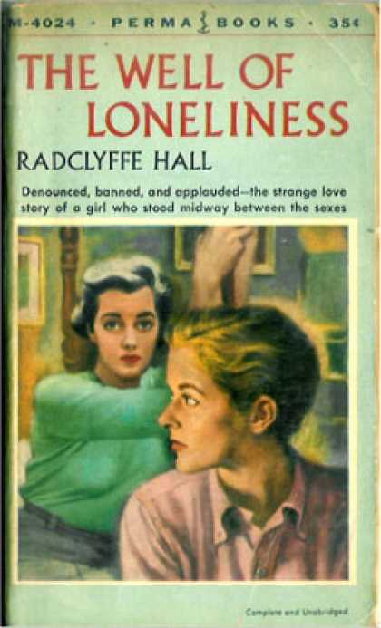 Perma Books - The Well of Lonliness - Radclyffe Hall