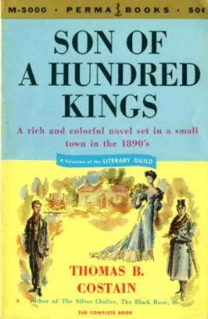 Perma Books - Son of a Hundred Kings - Thomas B. Costain