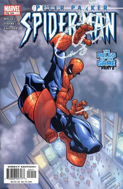 Peter Parker: Spider-Man 54