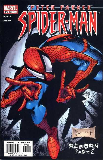 Peter Parker: Spider-Man 57 - Sam Kieth