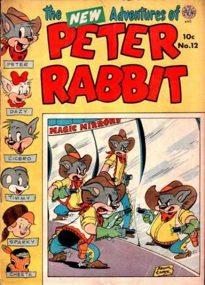 Peter Rabbit 12