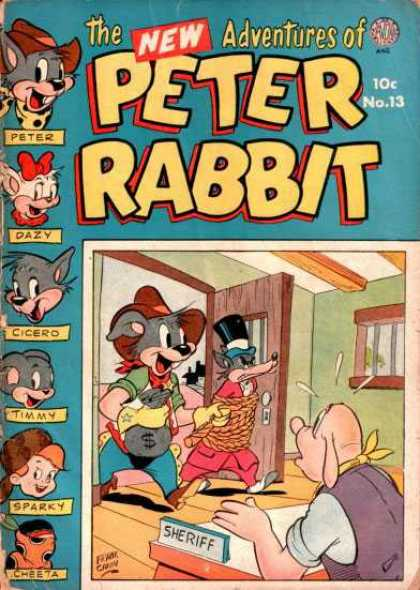 Peter Rabbit 13