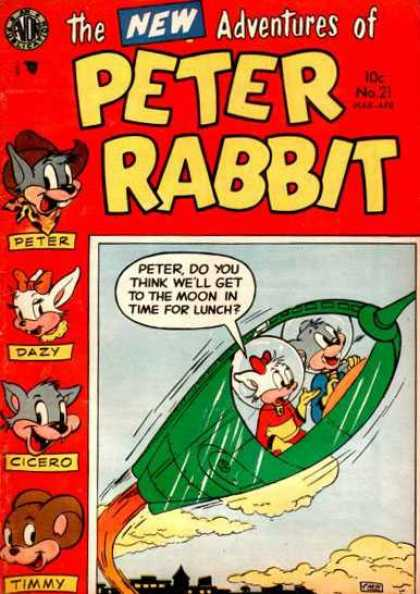Peter Rabbit 21