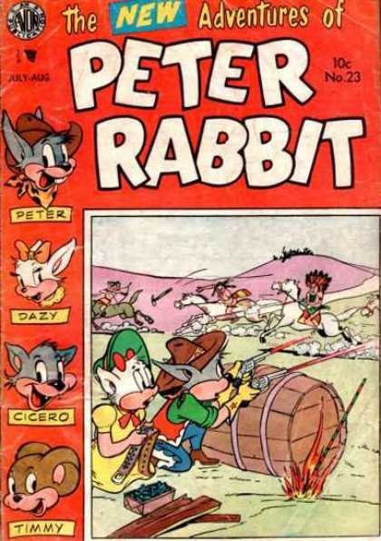 Peter Rabbit 23