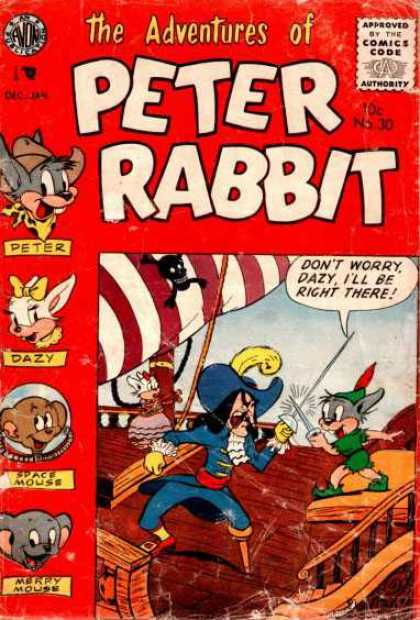 Peter Rabbit 30