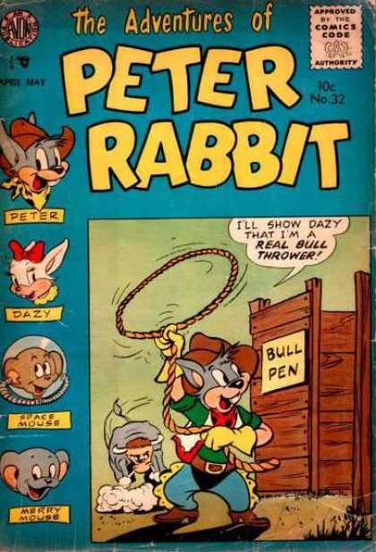 Peter Rabbit 32