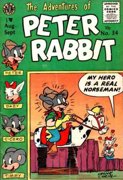 Peter Rabbit 34