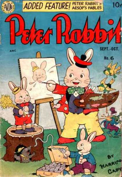 Peter Rabbit 6