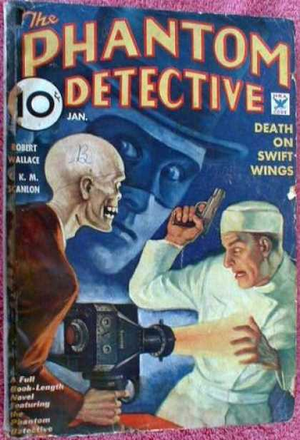 Phantom Detective 11