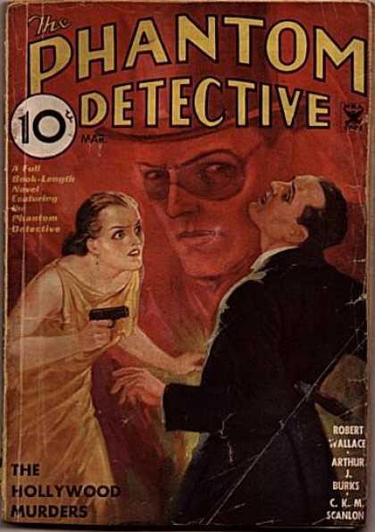 Phantom Detective 12