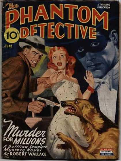 Phantom Detective 14