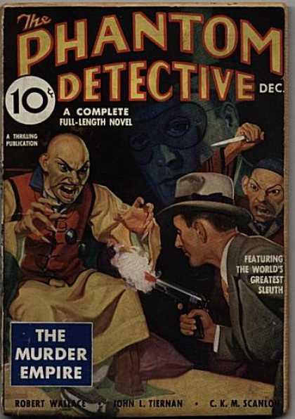 Phantom Detective 16