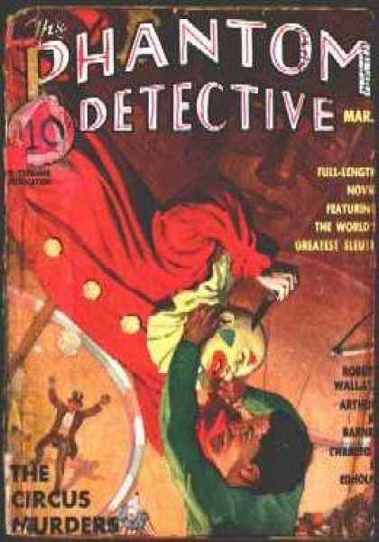 Phantom Detective 19
