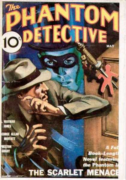 Phantom Detective 2