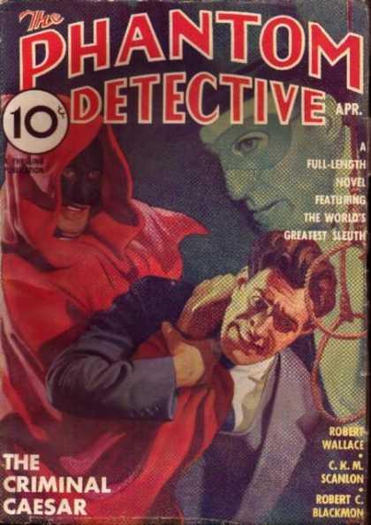 Phantom Detective 20