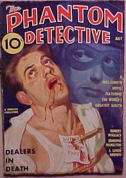 Phantom Detective 21