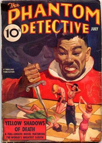 Phantom Detective 30