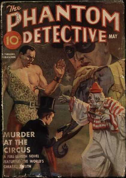 Phantom Detective 37
