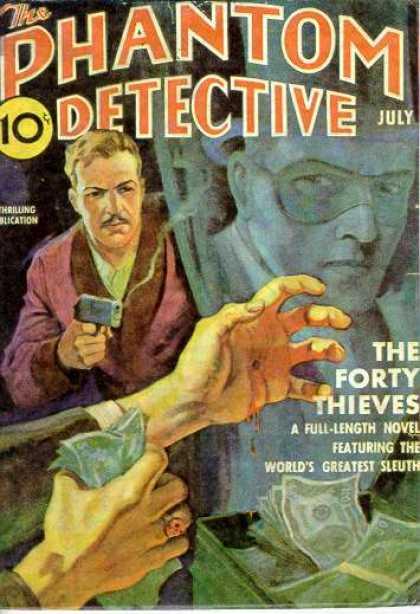 Phantom Detective 39