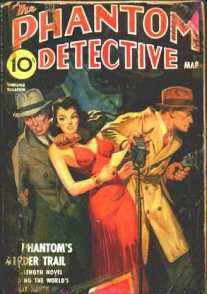 Phantom Detective 45