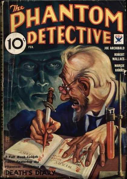 Phantom Detective 5 - Dagger