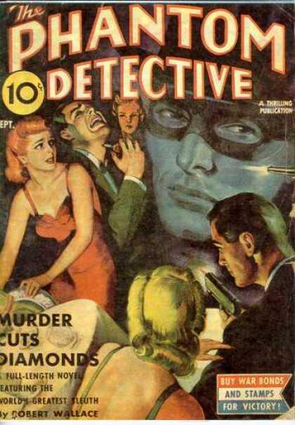 Phantom Detective 55