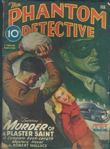 Phantom Detective 60