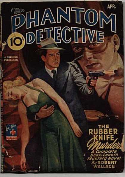 Phantom Detective 61