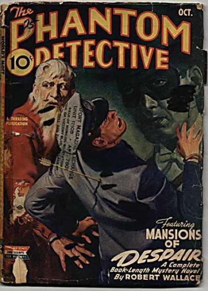 Phantom Detective 62