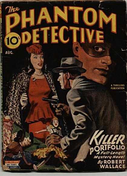 Phantom Detective 66