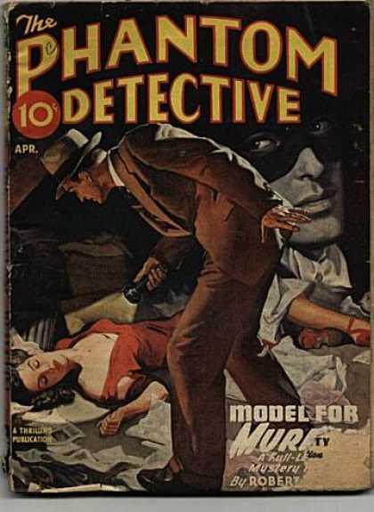Phantom Detective 69
