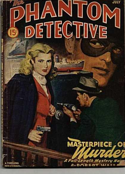 Phantom Detective 72