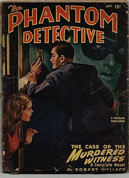 Phantom Detective 73