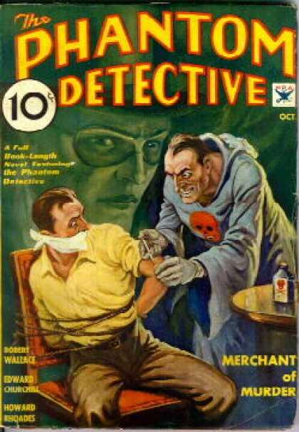 Phantom Detective 9