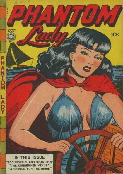 Phantom Lady 14 - Matt Baker