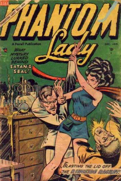 Phantom Lady 5