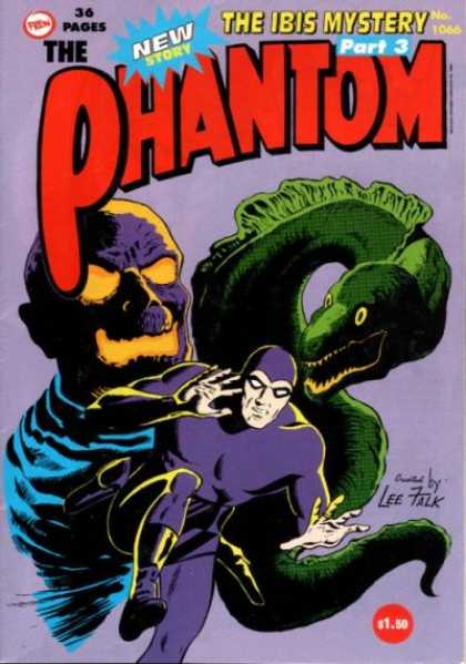 Phantom 1066 - The Phantom Part 3 - What A Nightmare - The Man In The Purple Suit - My Worst Enemies - Escape