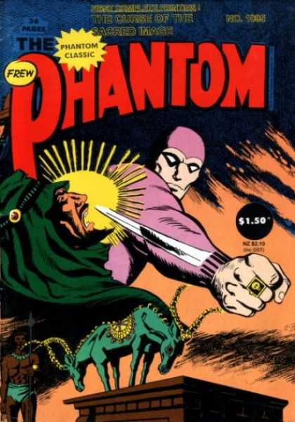 Phantom 1095 - Curse - Sacred - Image - Pages - Classic