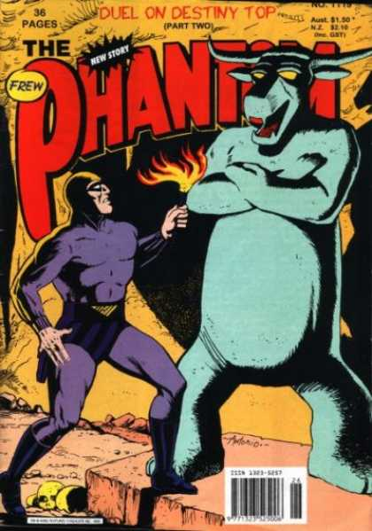 Phantom 1119 - Caraboa - Hero - Horn - Stomach - Fire