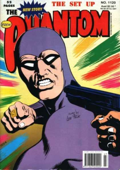 Phantom 1120 - 52 Pages - New Story - Lee Falk - Frew - Superhero