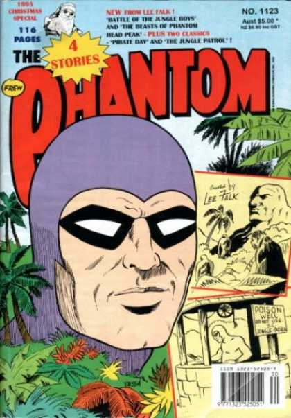 Phantom 1123 - Battle Of The Jungle Boys - The Beast Of Phantom Head Peak - Pirate Bay - The Jungle Patrol - Poison Well