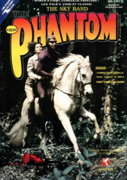 Phantom 1147 - Dark Hero - Win - Lovely Lady - The Best - Rides Horses