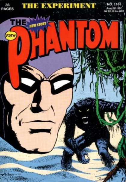 Phantom 1165 - Experiment - New Story - 36 Story - Werewolf - Swamp